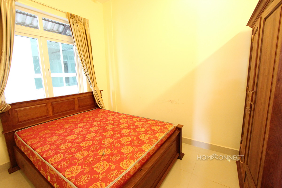 Budget 2 Bedroom Apartment in BKK3   Phnom Penh Real Estate