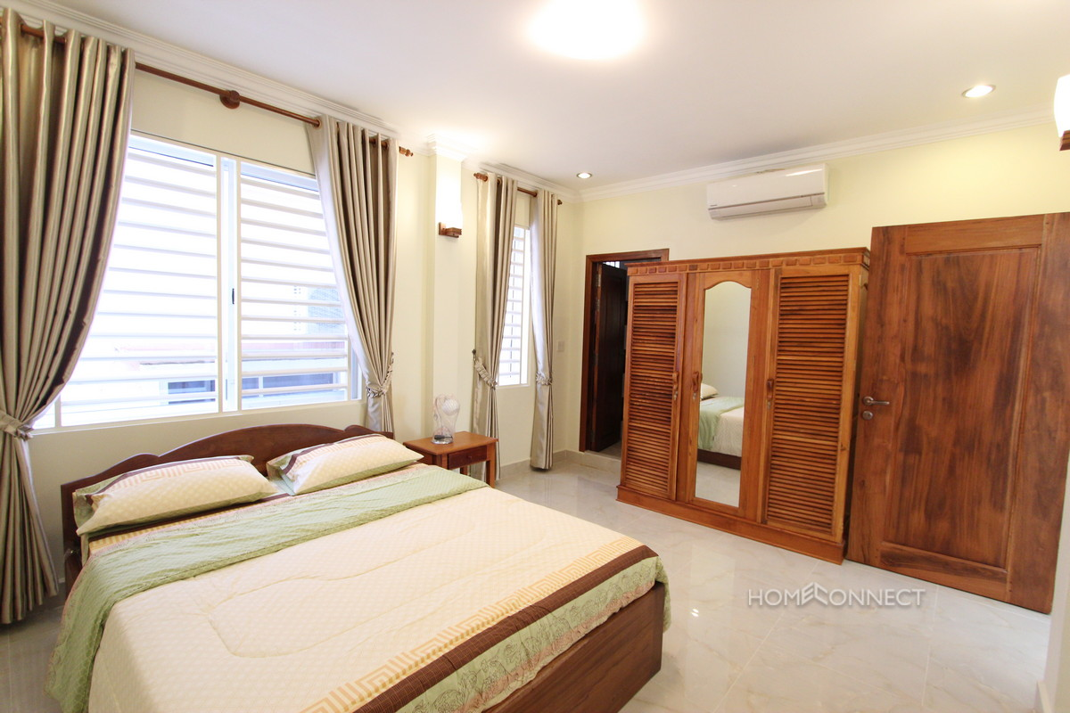 Newly Renovated Apartment Near the Royal Palace | Phnom Penh Real Estate