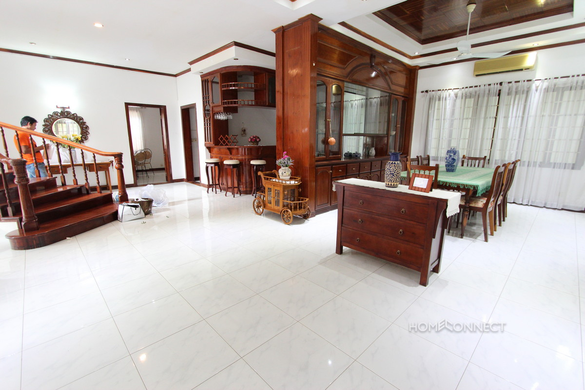 6 Bedroom Villa With Pool in Toul Kork | Phnom Penh Real Estate