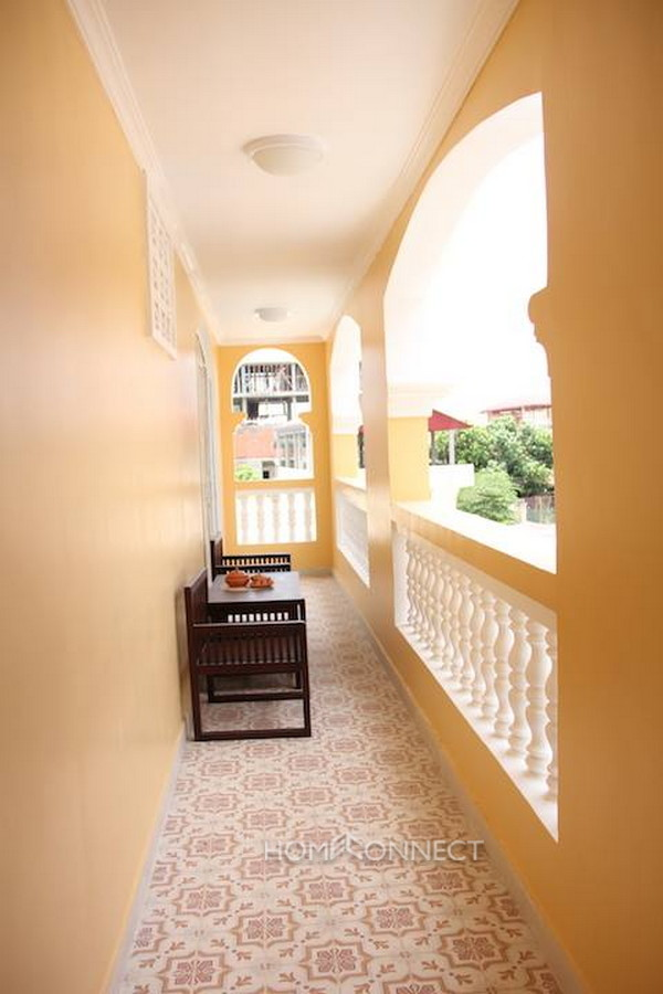 Comfortable Apartment Near the Russian Market | Phnom Penh Real Estate