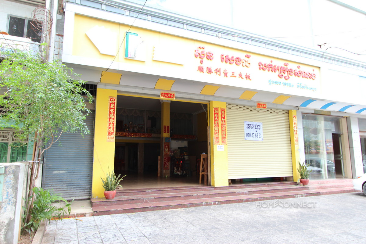 Large Retail Space Near the Russian Market | Phnom Penh Real Estate