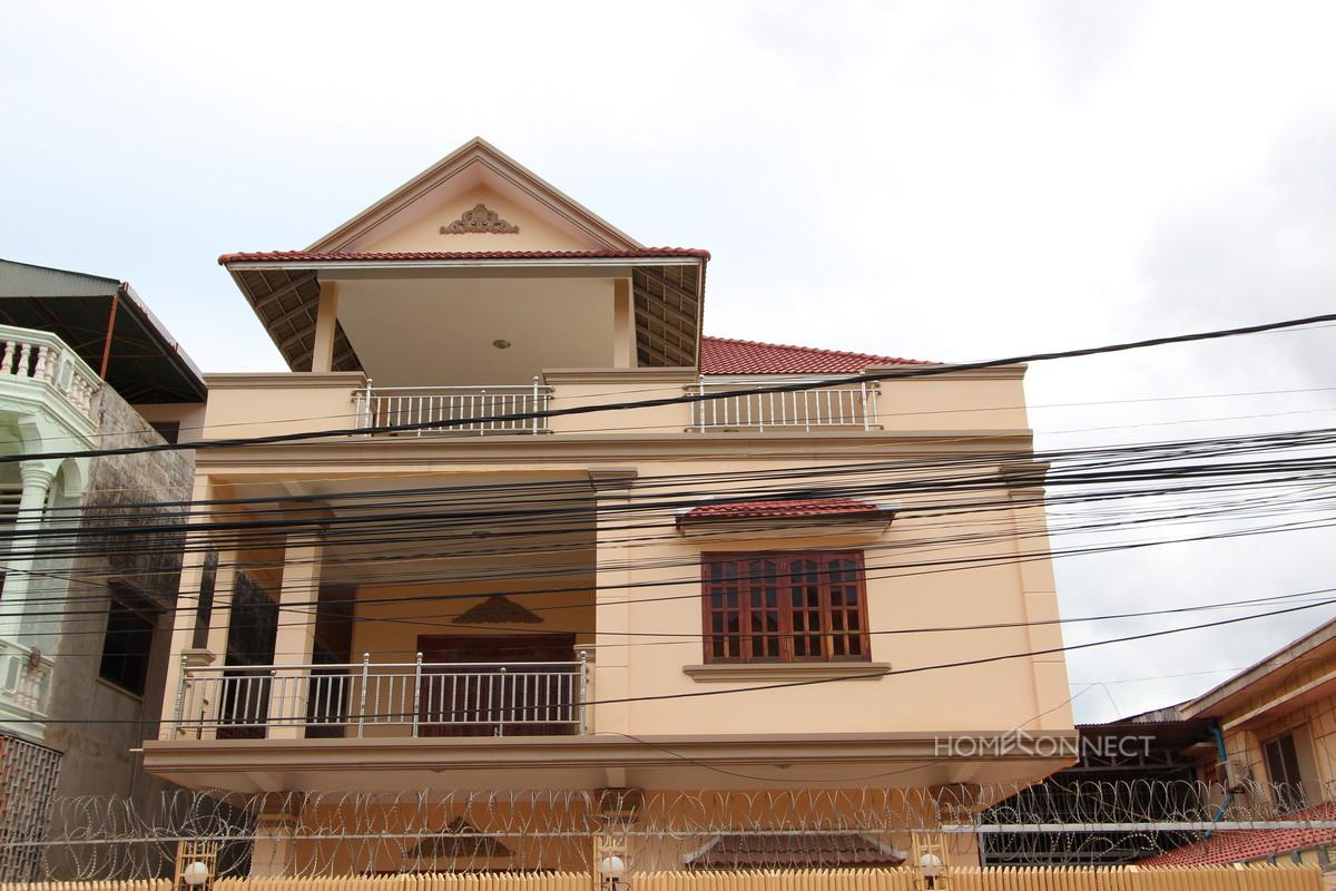 Large Unfurnished Villa in Toul Kork | Phnom Penh Real Estate