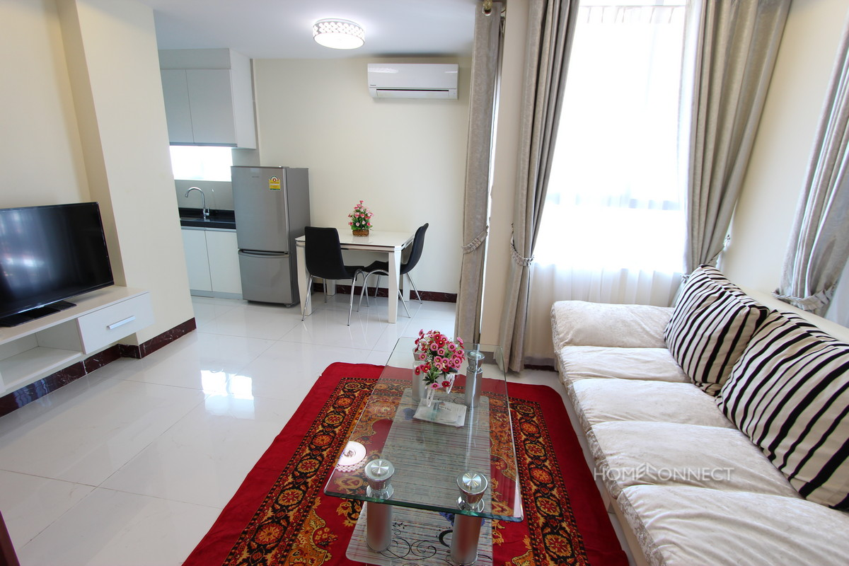 Newly Constructed Apartment Near Olympic Stadium | Phnom Penh Real Estate