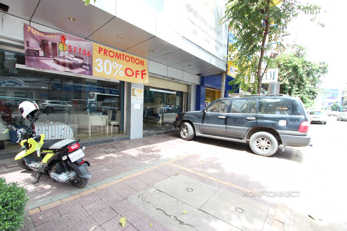 Large Shopfront Near the Olympic Stadium | Phnom Penh Real Estate