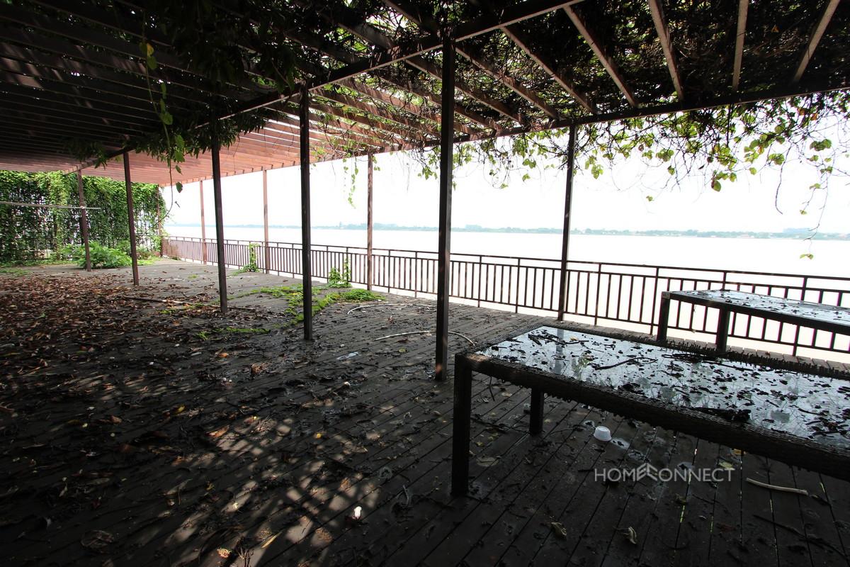 Large Riverside Villa in Chroy Chongva   Phnom Penh Real Estate