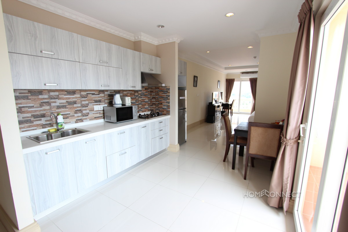 Luxurious Studio Apartment Near the Royal Palace | Phnom Penh Real Estate