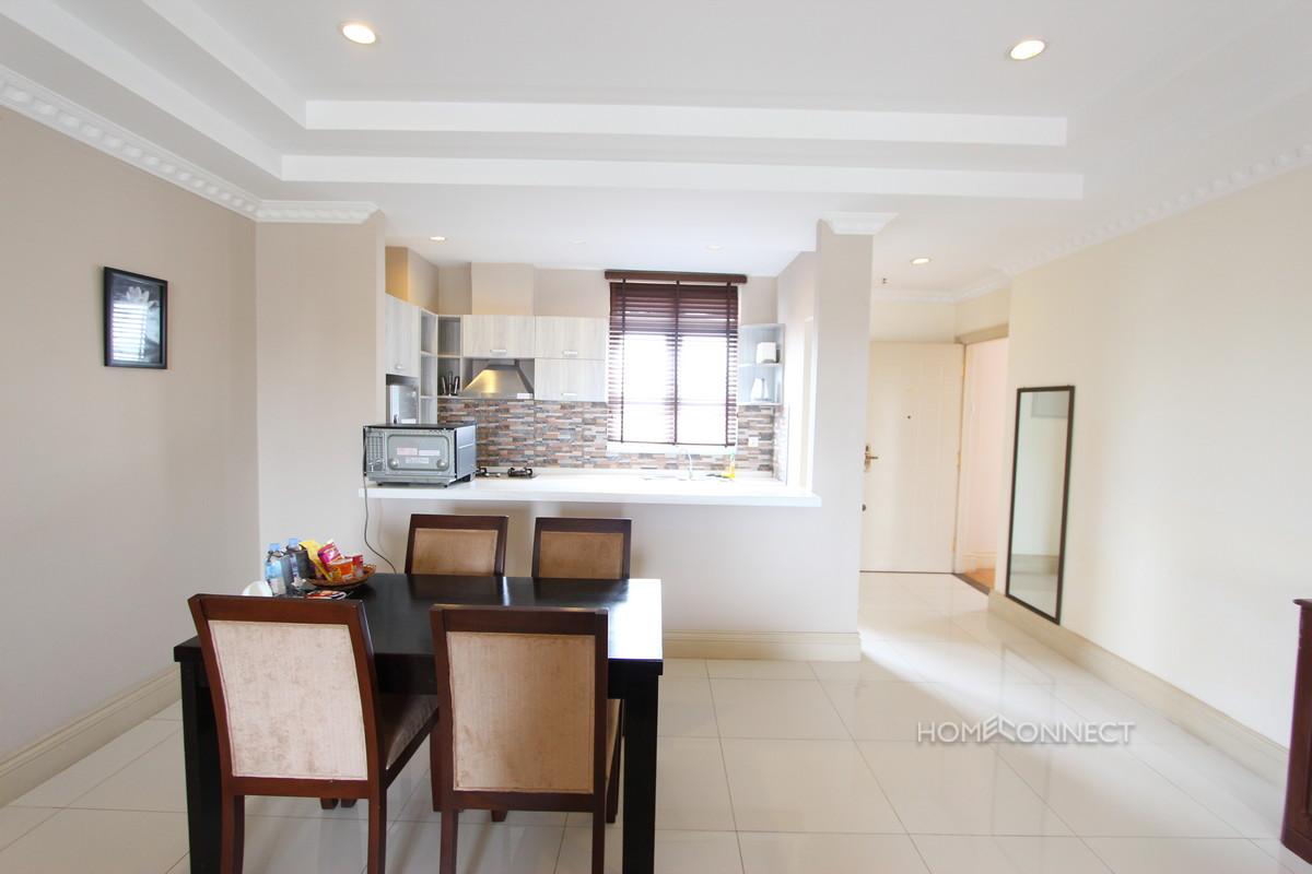 Striking 2 Bedroom Apartment Near the Royal Palace | Phnom Penh Real Estate