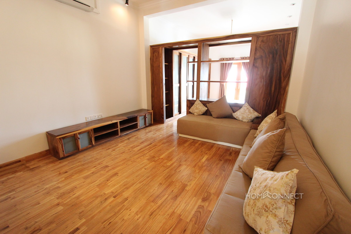 Newly Renovated 1 Bedroom Apartment in BKK1 | Phnom Penh Real Estate