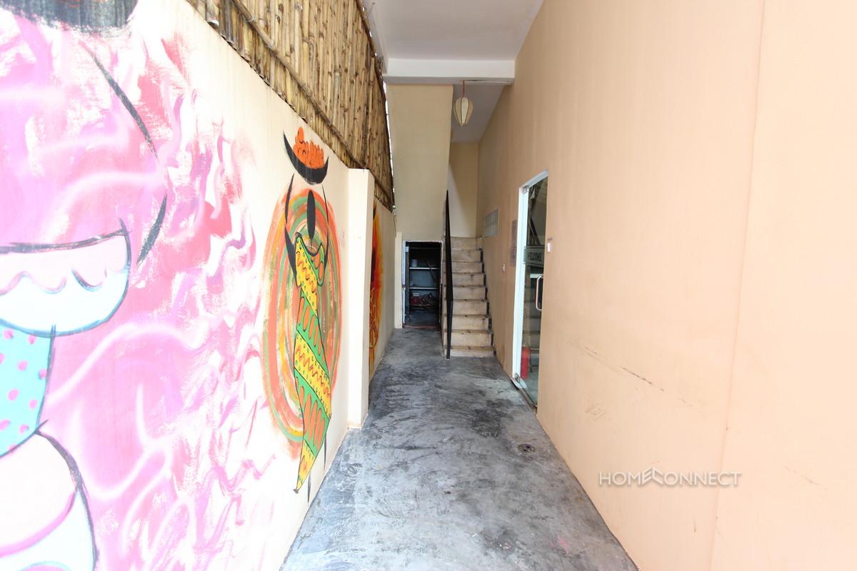 Duel Purpose Villa Near the Royal Palace | Phnom Penh Real Estate