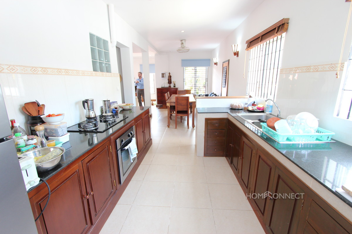 Large Terrace 3 Bedroom Apartment For Sale In BKK1 | Phnom Penh Real Estate