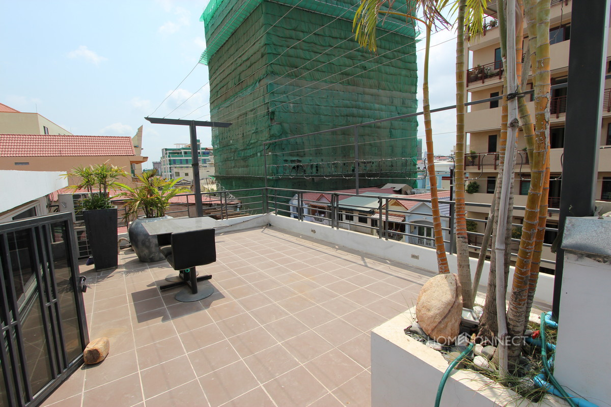 Newly Renovated 3 Bedroom Apartment For Rent in Daun Penh | Phnom Penh Real Estate