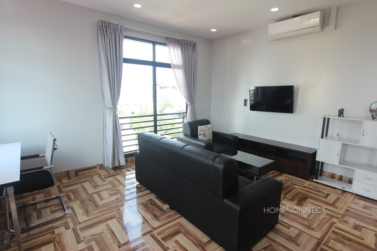1 Bedroom Apartment Near the Russian Market | Phnom Penh Real Estate