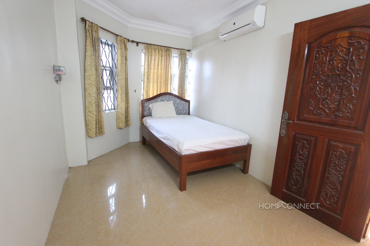 Renovated 2 Bedroom Russian Market Apartment | Phnom Penh Real Estate Real Estate