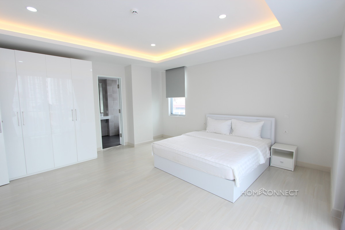 Modern contemporary 2 bedroom apartment in bkk1 phnom Modern 1 bedroom apartments
