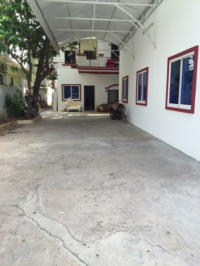 Central 2 Bedroom Apartment in BKK1 | Phnom Penh Real Estate