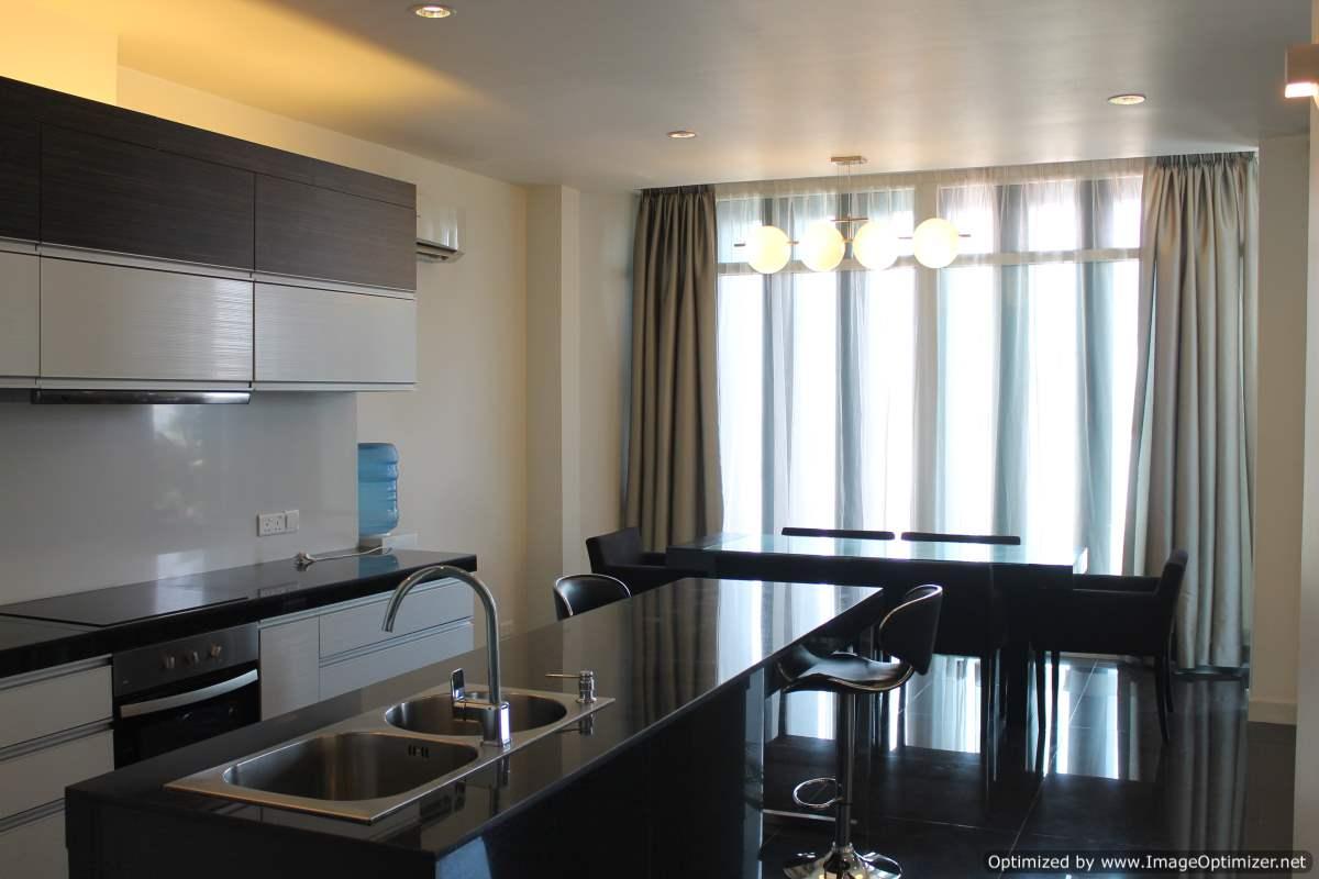 Modern 3 Bedroom Duplex Penthouse Near Aeon Mall   Phnom Penh Real Estate