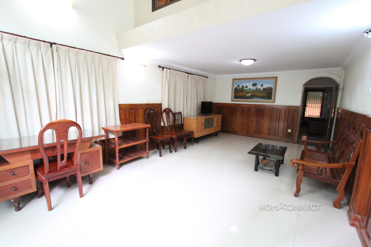 Townhouse Located in the Heart of BKK1 | Phnom Penh Real Estate