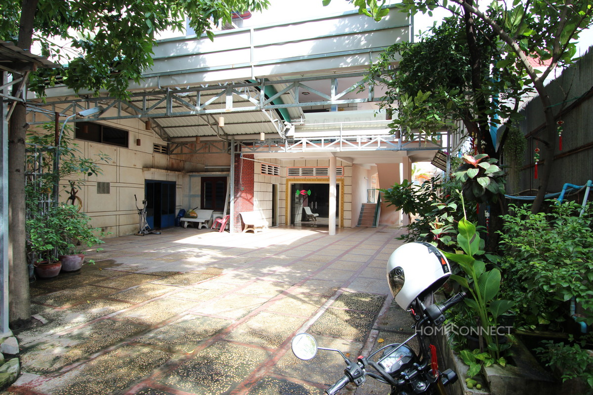 Commercial Retail Space in BKK1 | Phnom Penh Real Estate