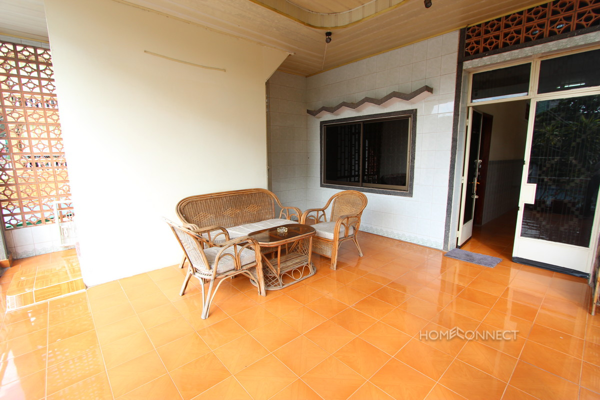 Affordable Central Apartment in BKK1 | Phnom Penh Real Estate
