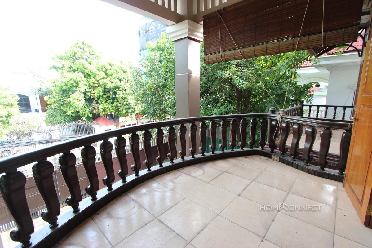 Large Garden 4 Bedroom Villa In The Heart Of BKK1 | Phnom Penh Real Estate