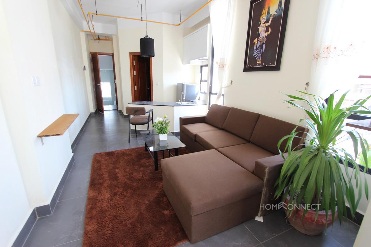 New Studio Apartment in Tonle Bassac   Phnom Penh Real Estate