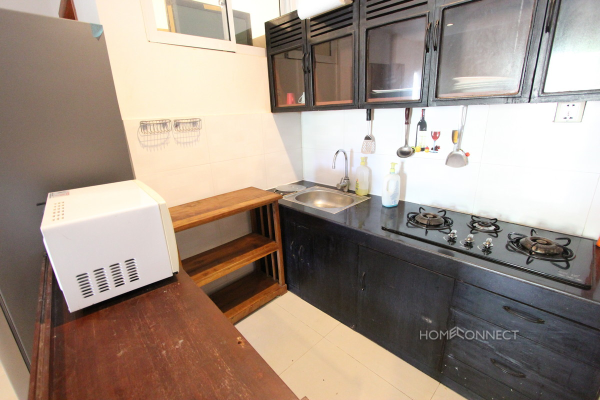 Comfortable 1 Bedroom Apartment in BKK1 | Phnom Penh Real Estate