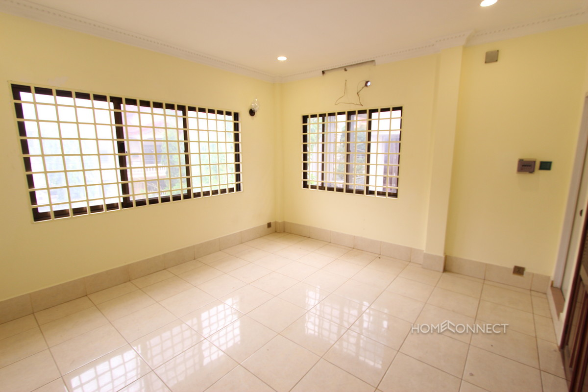 Large Villa located Close to the Russian Market | Phnom Penh Real Estate