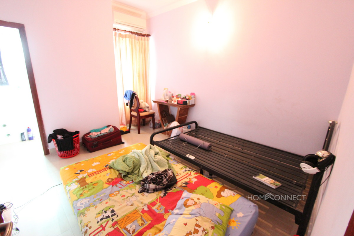 Secure Family Home in Tonle Bassac | Phnom Penh Real Estate
