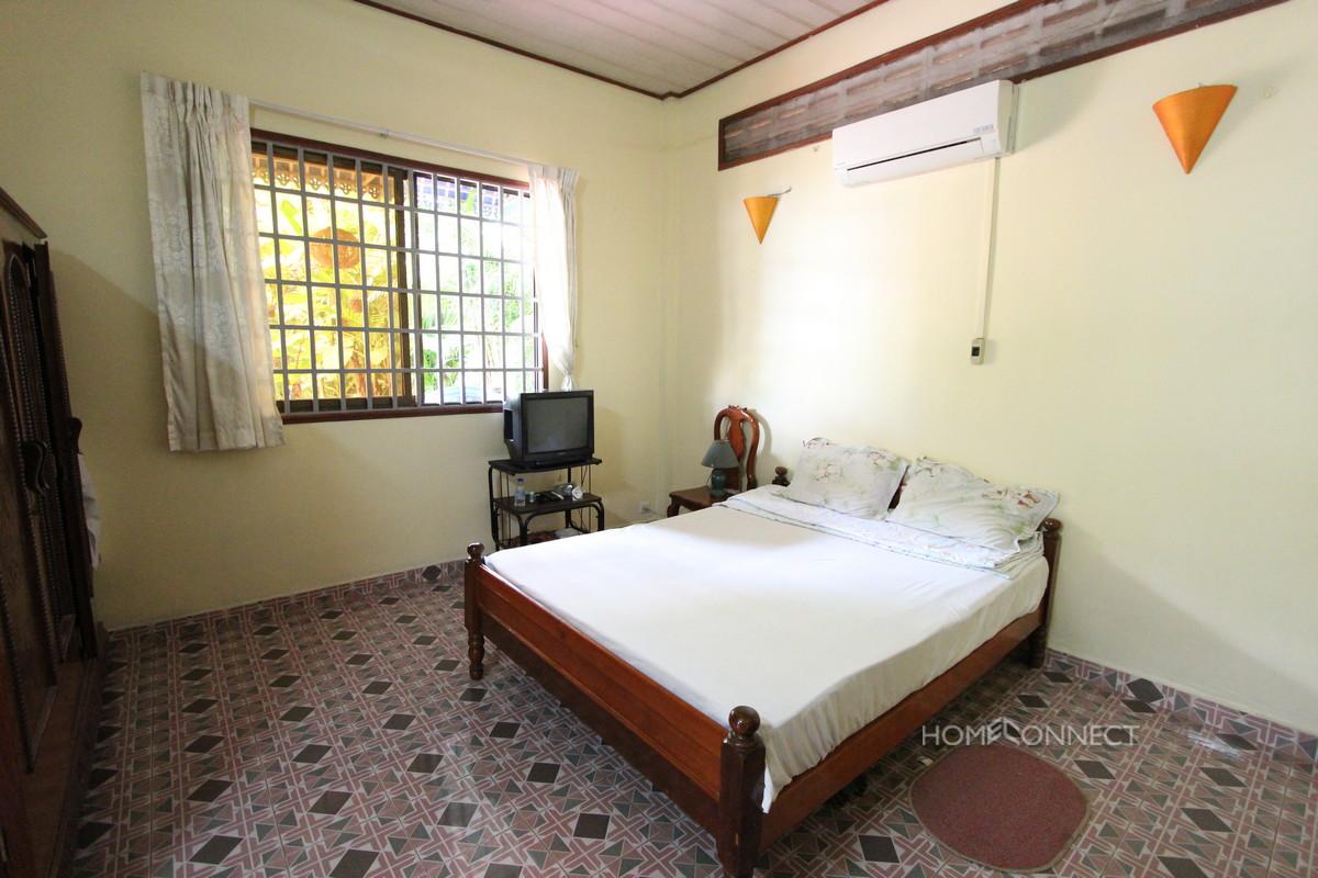 Huge Garden 3 Bedroom Villa On In Tonle Bassac | Phnom Penh Real Estate
