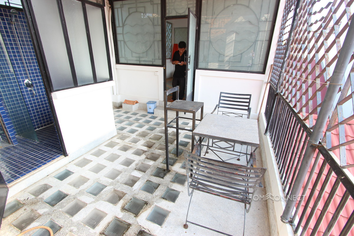 Beautiful 4 Bedroom Townhouse Near Independence Monument | Phnom Penh Real Estate