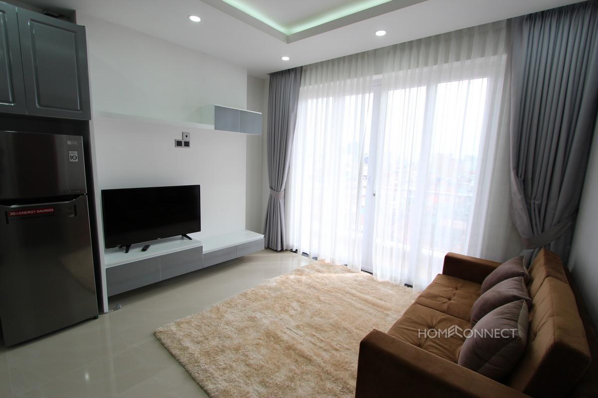 Modern 2 Bedroom Apartment For Rent Beside Olympic Stadium   Phnom Penh Real Estate