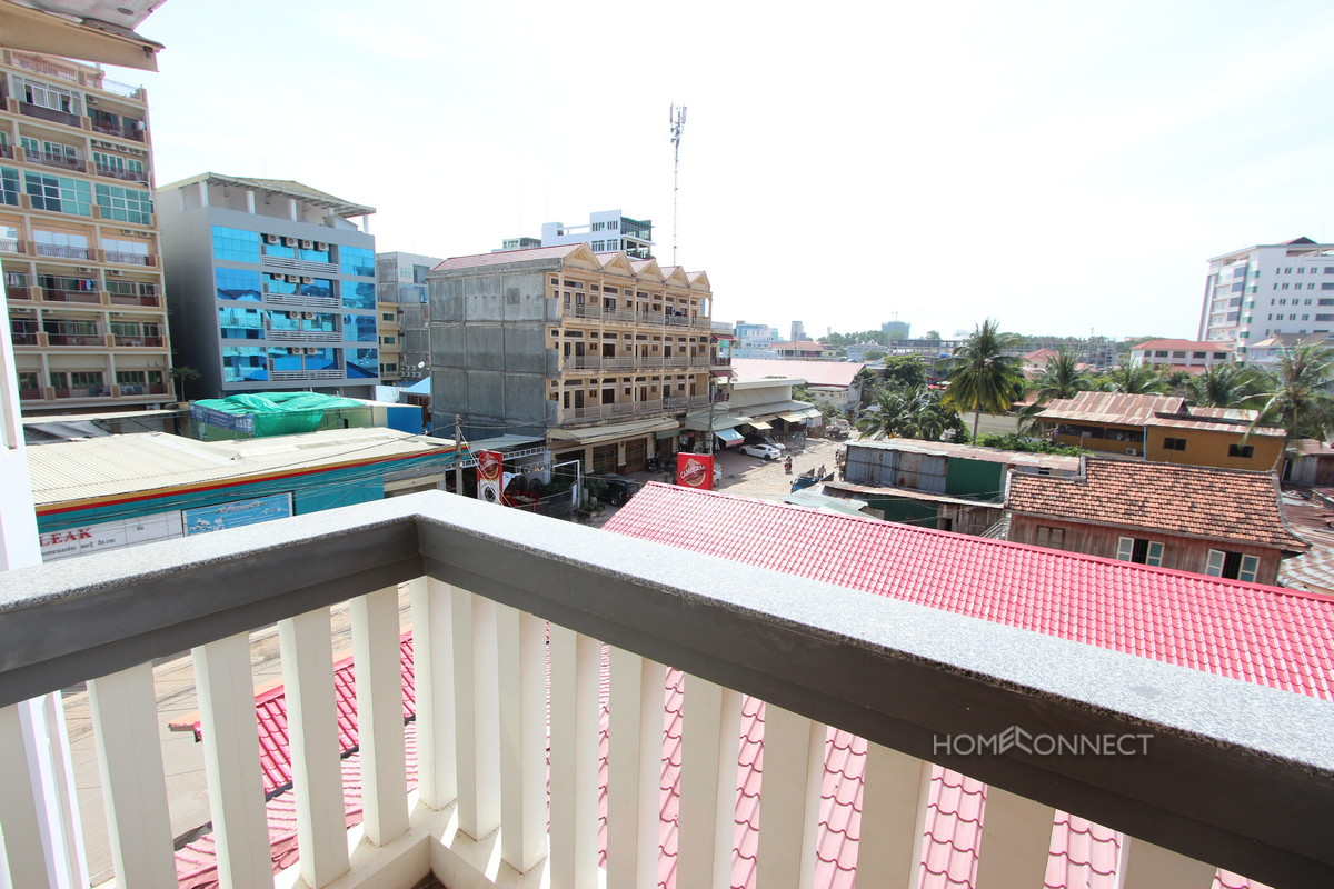 New 2 Bedroom Apartment For Rent In Toul Kork | Phnom Penh Real Estate
