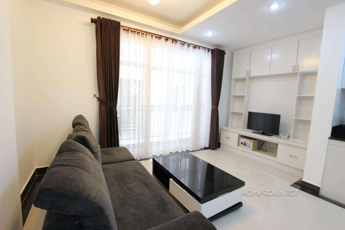 Western 1 Bedroom Apartment Near Russian Market   Phnom Penh Real Estate