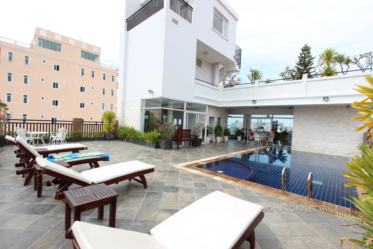 Western 1 Bedroom Apartment Near Russian Market | Phnom Penh Real Estate