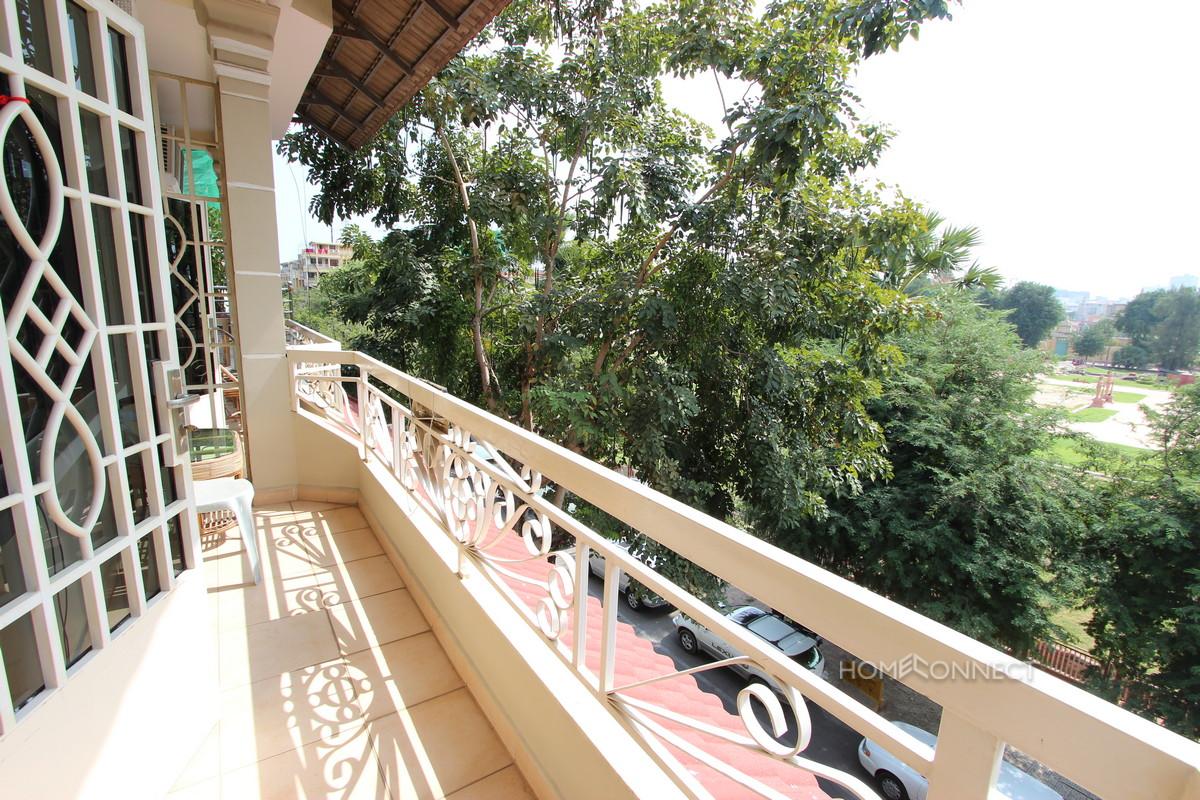 Cosy 1 Bedroom Apartment Near the Royal Palace | Phnom Penh Real Estate