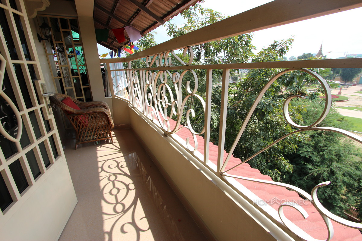 1 Bedroom Apartment Near the National Museum | Phnom Penh Real Estate