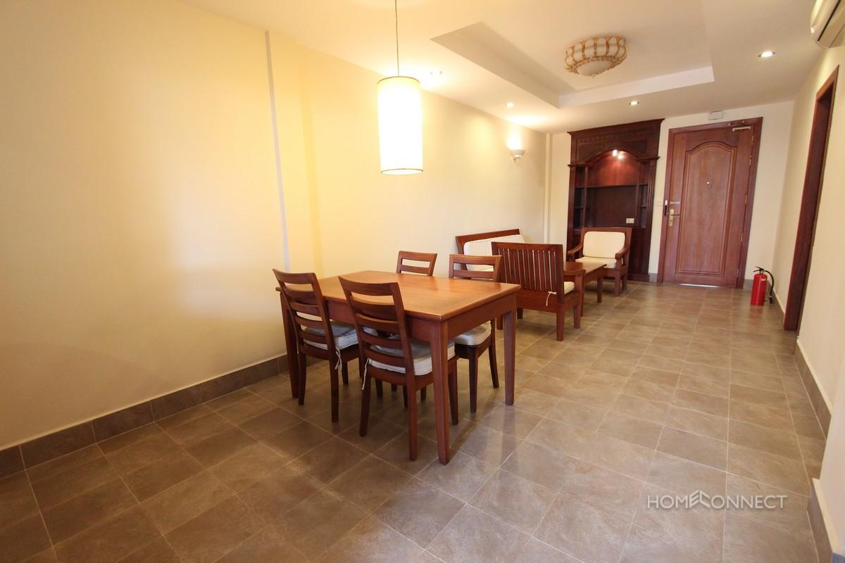 Elegant 2 Bedroom Apartment For Rent In The Heart Of BKK1 | Phnom Penh Real Estate