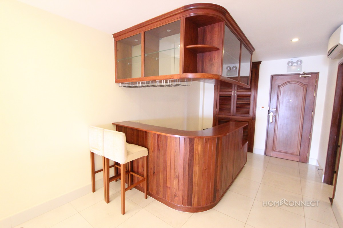 Hansome 2 Bedroom Apartment For Rent In The Heart Of BKK1   Phnom Penh Real Estate