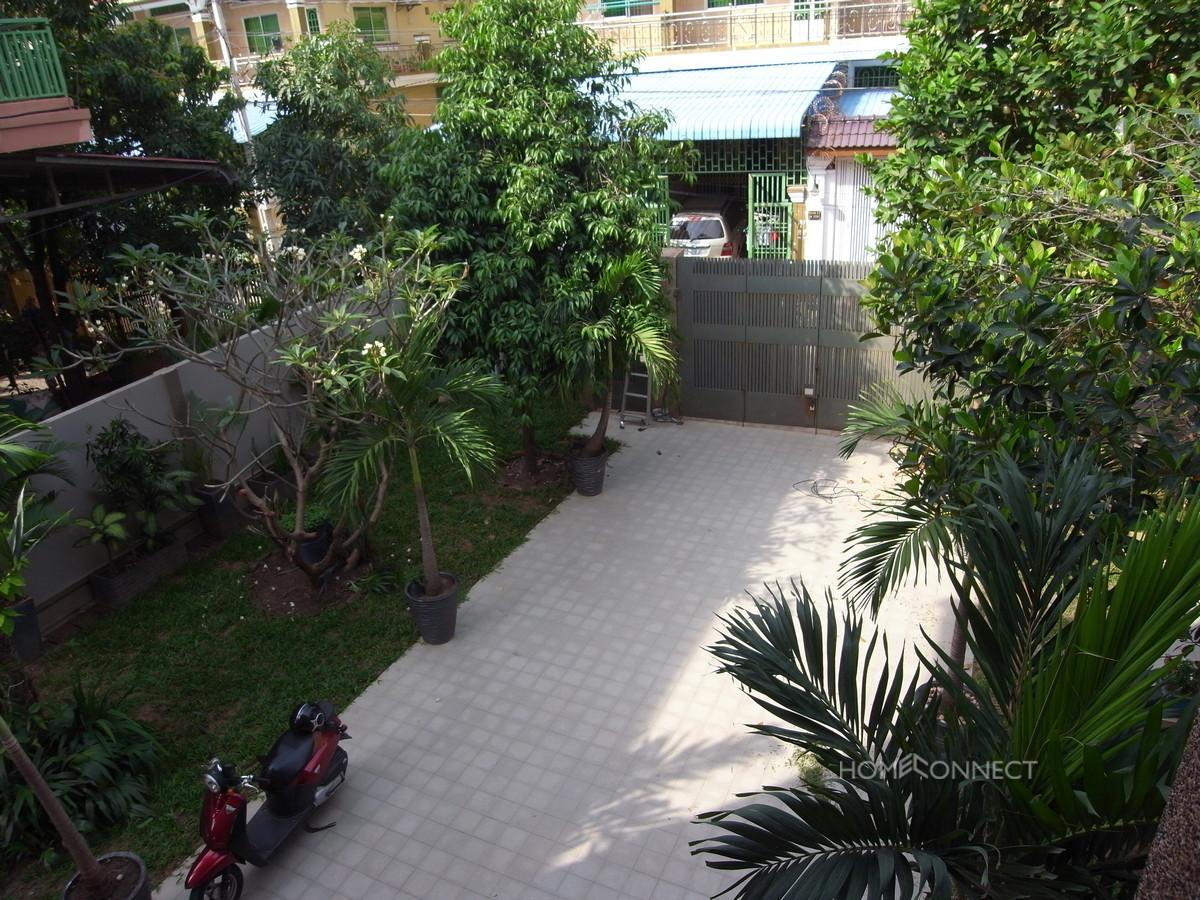 Beautiful 4 Bedroom Family Villa For Rent in Boueng Tumpun | Phnom Penh Real Estate