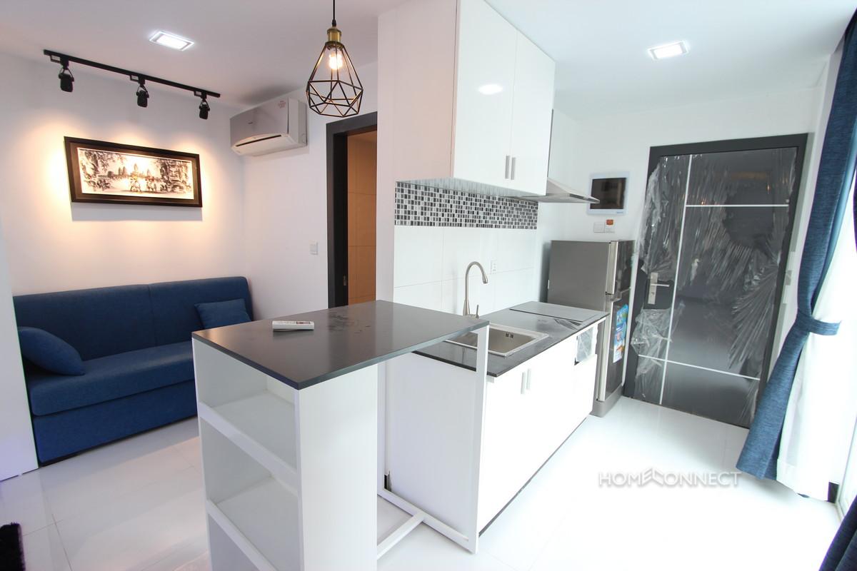 New Modern Studio in Central BKK3 | Phnom Penh Real Estate
