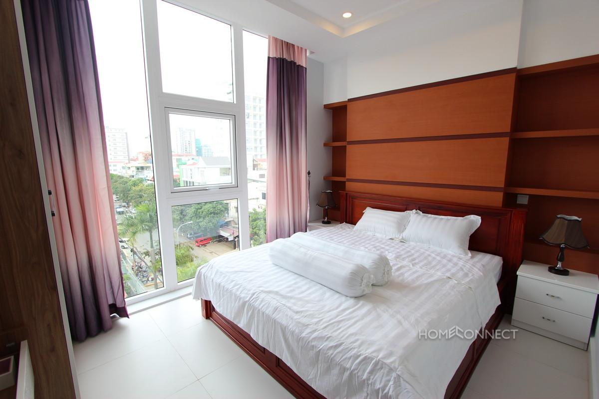 Modern One Bedroom Apartment in Central BKK1 | Phnom Penh Real Estate