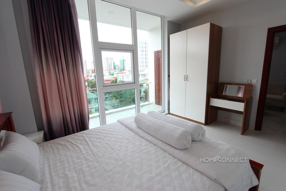 Stylish One Bedroom Apartment in BKK1 | Phnom Penh Real Estate