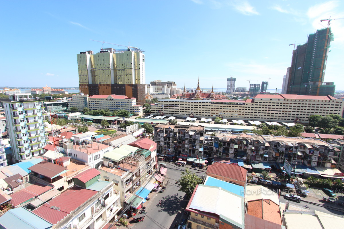 Comfortable Studio in the Heart of Tonle Bassac | Phnom Penh Real Estate
