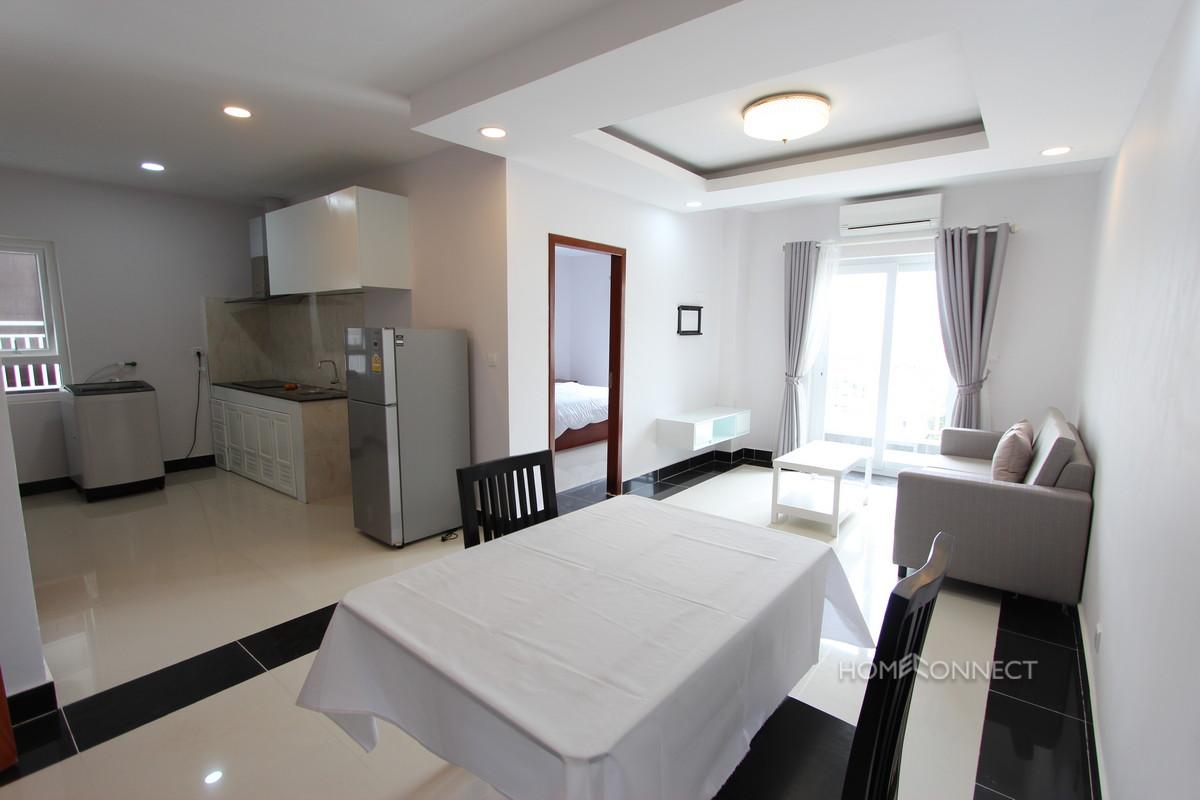 Tidy 1 Bedroom Apartment Near the Russian Market | Phnom Penh Real Estate