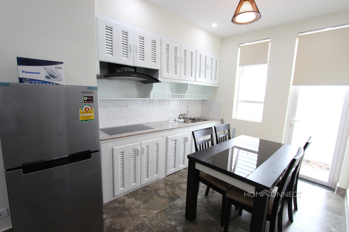 New 2 Bedroom Apartment Close to the Russian Market | Phnom Penh Real Estate