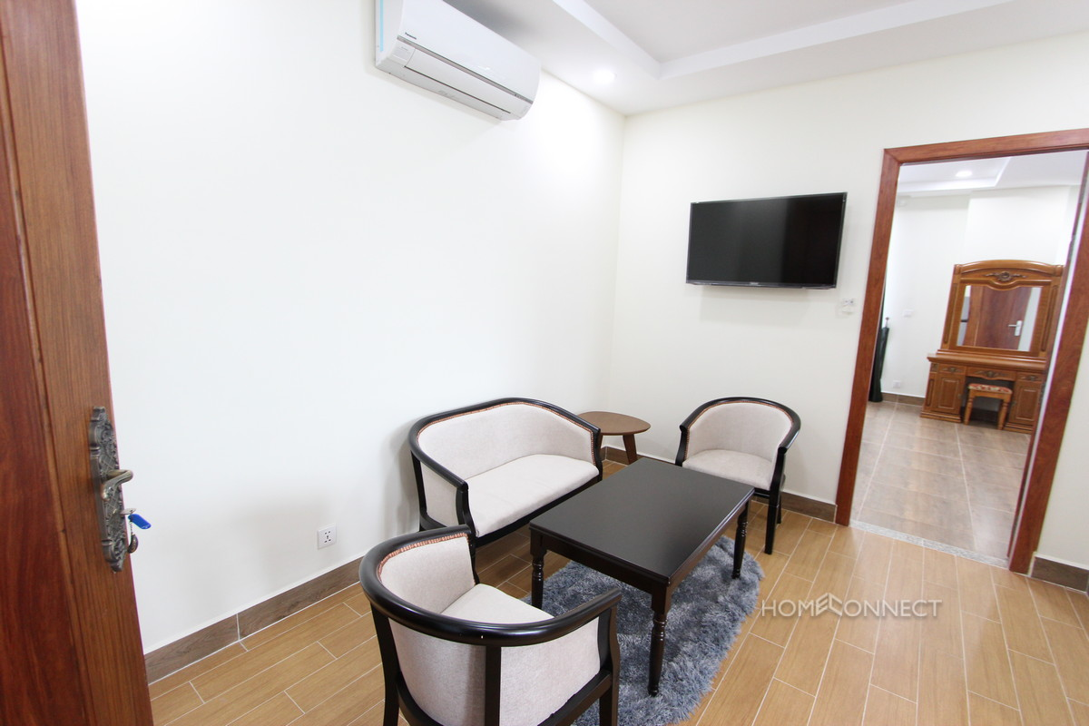 New 1 Bedroom Apartment Near the Russian Market   Phnom Penh Real Estate
