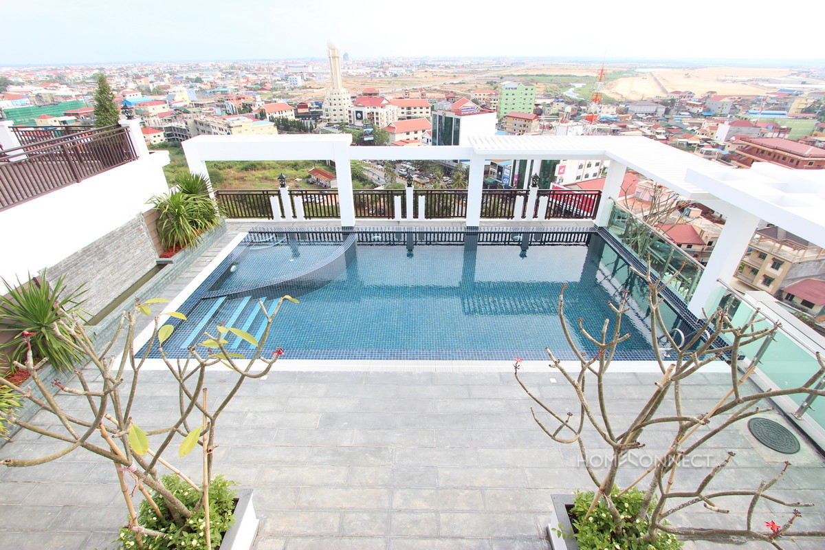 Recently Constructed Apartment in Tonle Bassac | Phnom Penh Real Estate