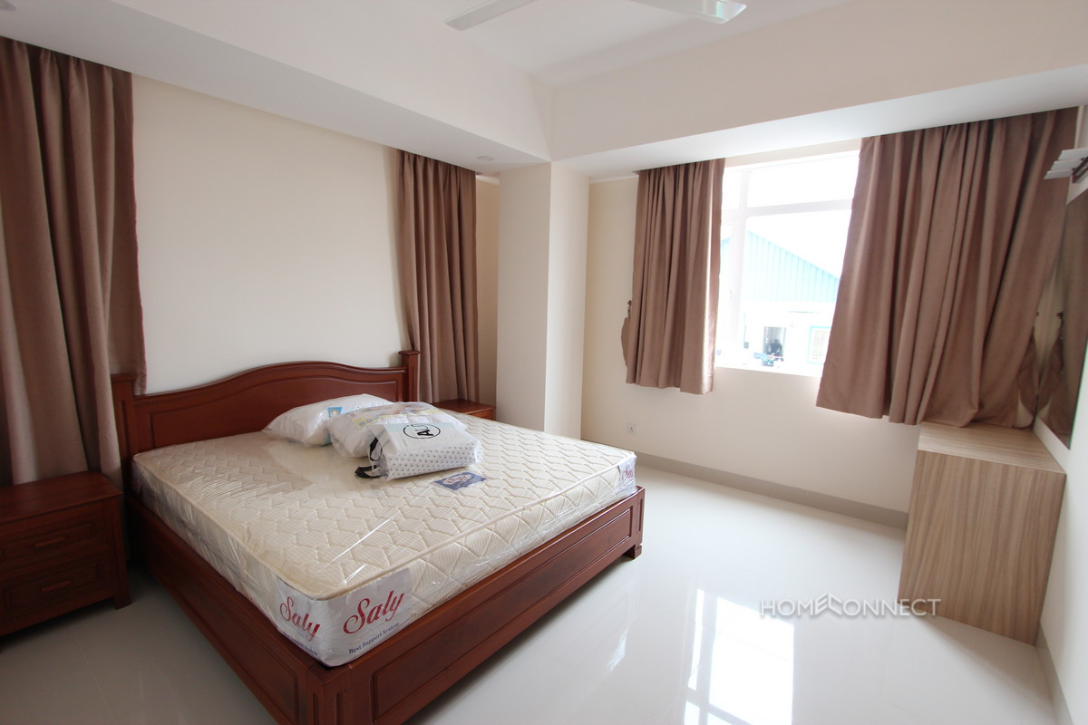 Large 2 Bedroom Apartment in the Heart of the City | Phnom Penh Real Estate