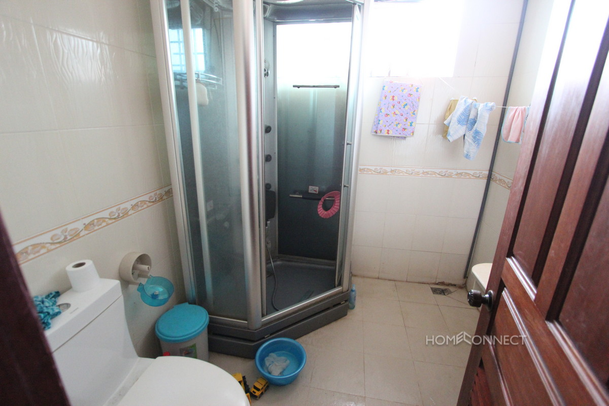 4 Bedroom Townhouse in a Secure Environment | Phnom Penh Real Estate