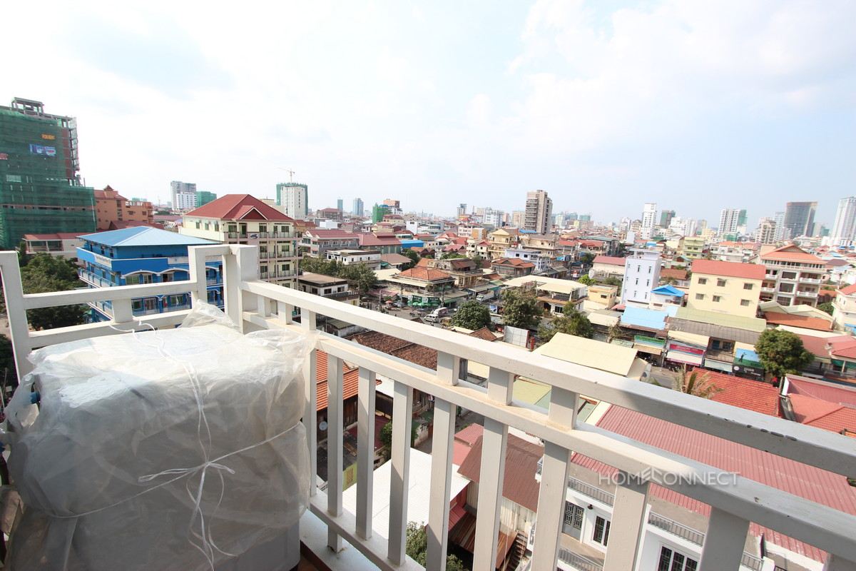 Budget Modern Studio Near the Russian Market   Phnom Penh Real Estate